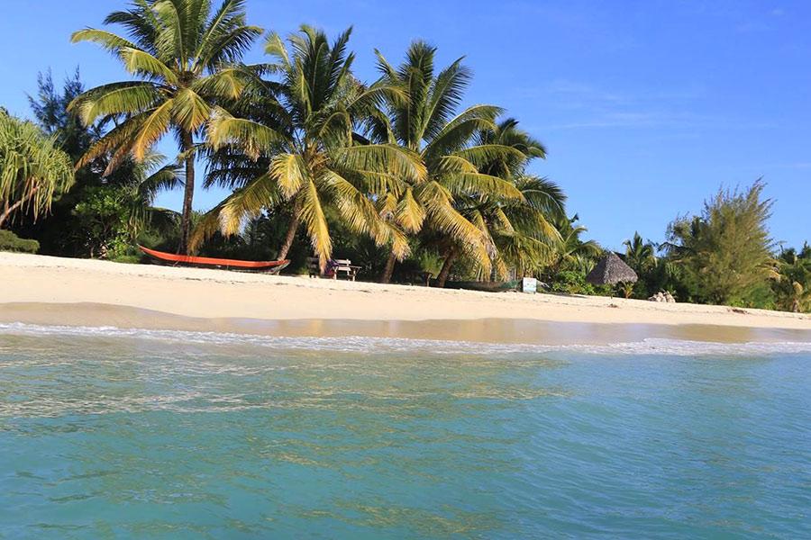 ile aux Nattes- beach